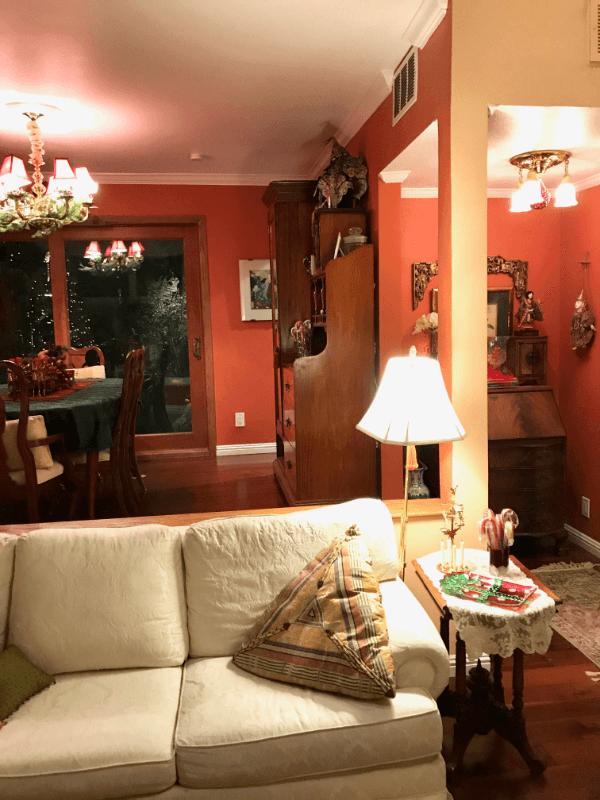 orange in your living room risk taker colors cdi